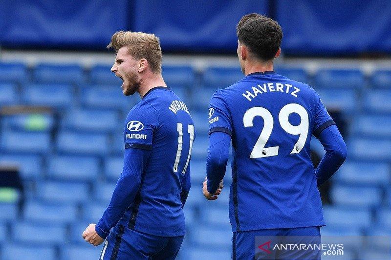 Gundogan tidak kaget Werner dan Havertz sulit adaptasi ke Liga Premier