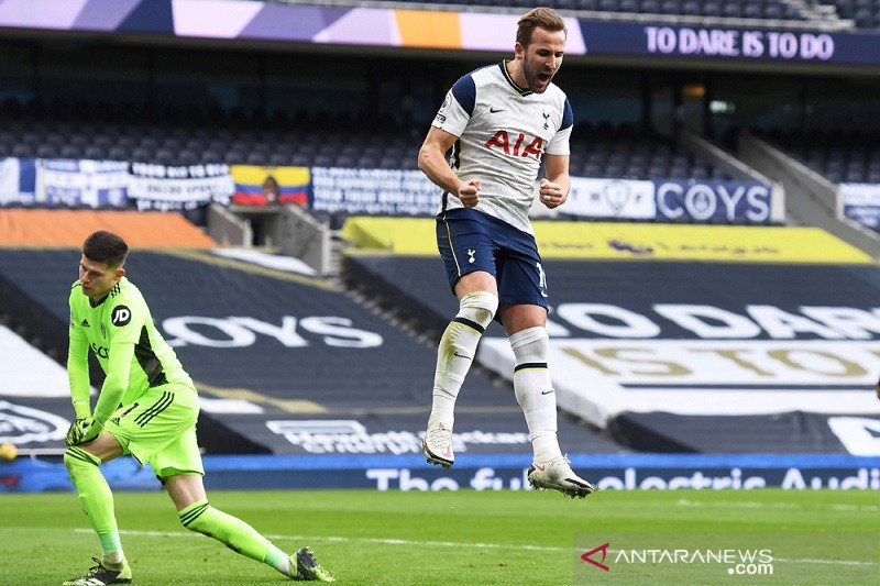Klasemen Liga Inggris selepas Tottenham kembali tembus tiga besar