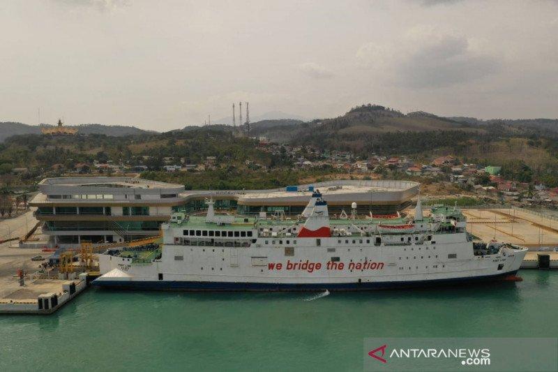 Arus balik, ASDP catat 74 persen penumpang kembali ke Jawa