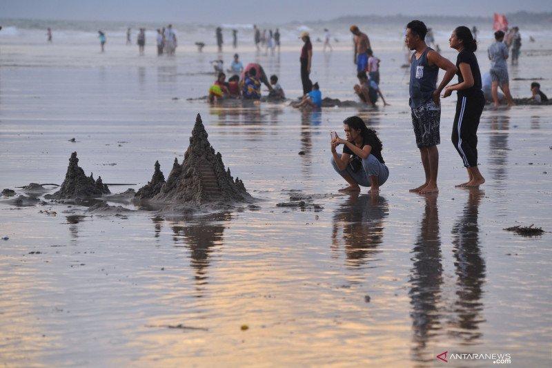 1,1 juta orang berada di tempat wisata semasa libur Natal-Tahun Baru