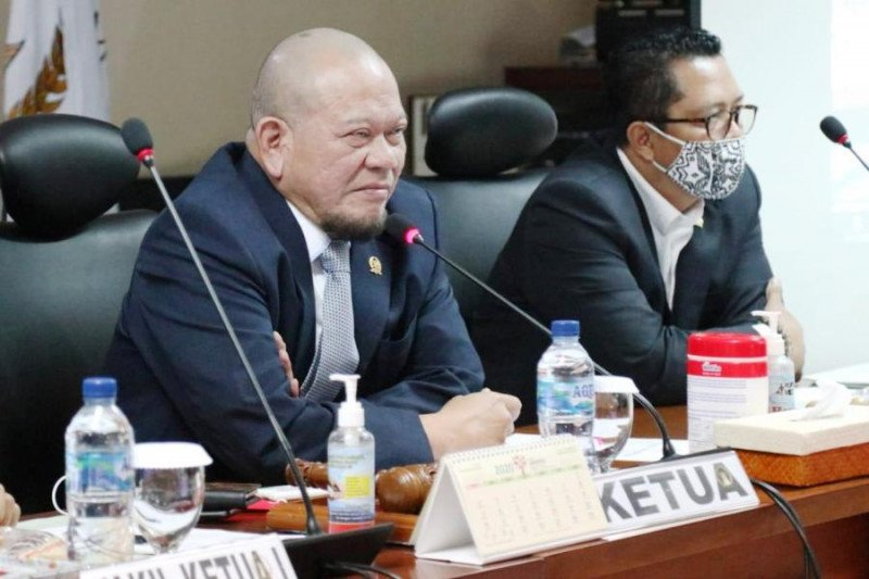 Ketua DPD minta masyarakat beri masukan RPP dan RPPres UU Ciptaker