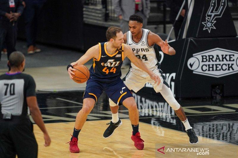 Bojan Bogdanovic bakar semangat Jazz kalahkan Thunder