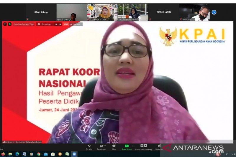 KPAI: Pengumuman identitas pelaku seksual berdampak pada keluarga