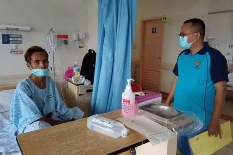 KJRI Kuching jemput seorang pekerja migran Indonesia di RSU Bintulu