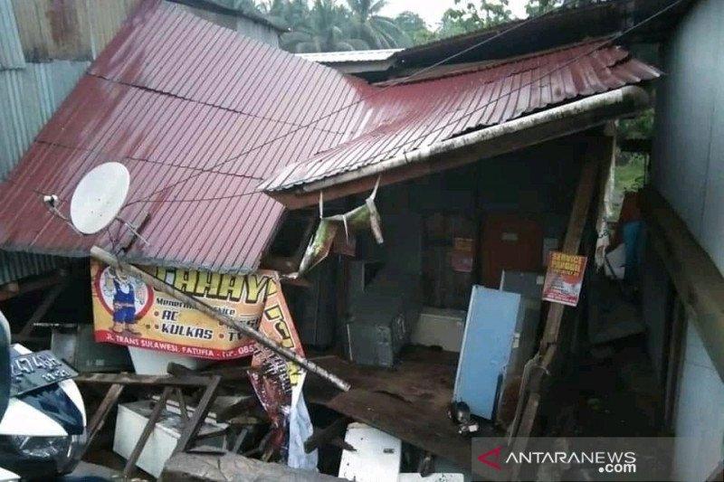Aktivitas sesar Segmen Geresa memicu delapan kali gempa di Morowali