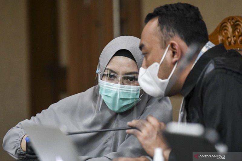 """Jaksa Pinangki sebut """"action plan"""" berasal dari Andi Irfan Jaya"""