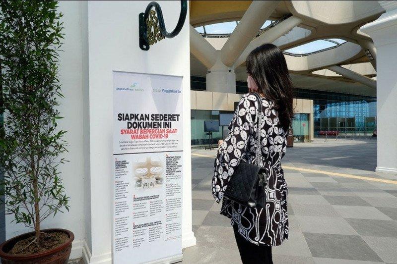 Trafik penumpang di bandara AP I  naik 11 persen pada Desember