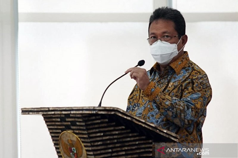 Menteri Trenggono ubah paradigma penegakan hukum sektor kelautan