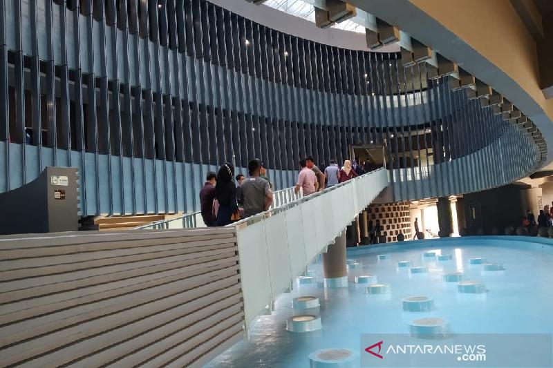 Pengunjung dibatasi sesuai prokes, Museum Tsunami Aceh dibuka lagi