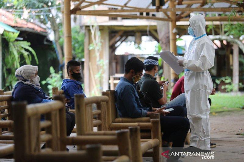 Kasus penularan COVID-19 meningkat lagi di Kota Bandung