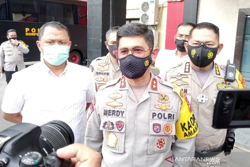 Kapolda: 18 orang jaringan terduga teroris dibawa ke Jakarta