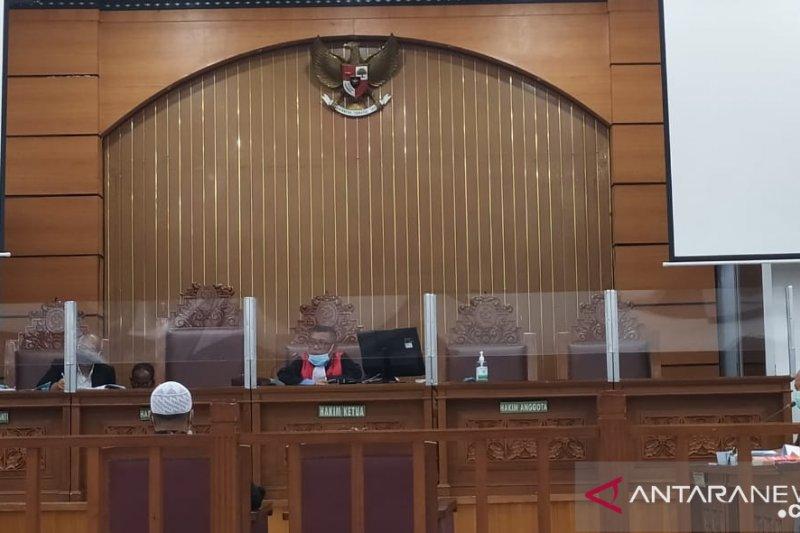 Dua saksi pemohon dihadirkan pada praperadilan Rizieq