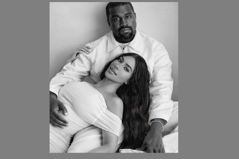 Kim Kardashian dikabarkan gugat cerai Kanye West