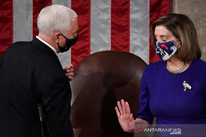 Kongres pengesahan hasil Pilpres Amerika Serikat