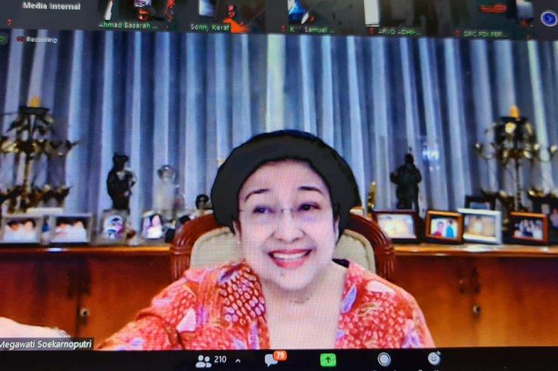 Megawati ajak masyarakat tingkatkan disiplin cegah COVID-19