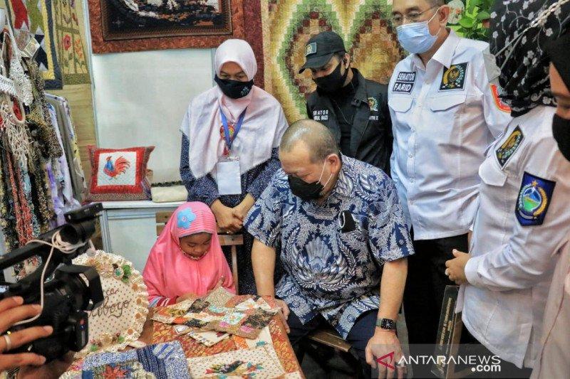 Ketua DPD sebut ekspor Master Kidz jadi angin segar bagi perekonomian