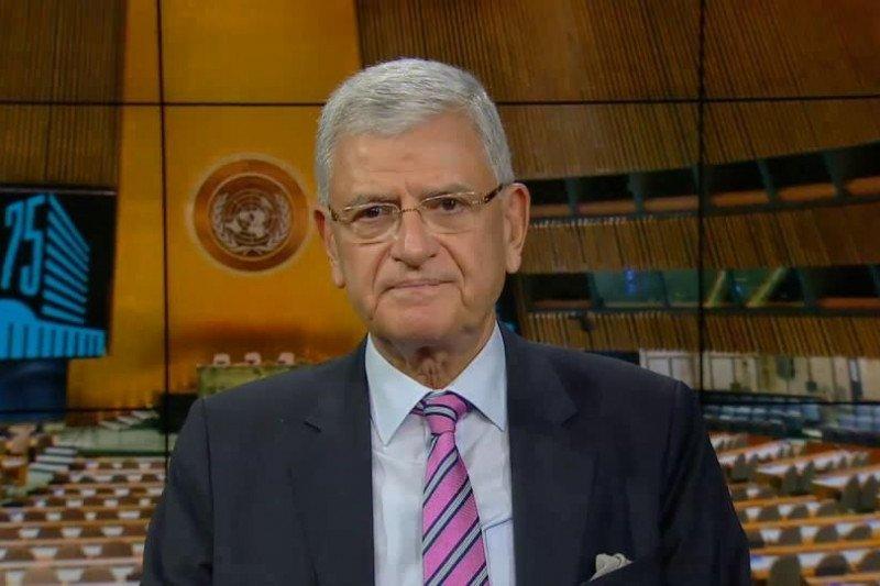 Majelis Umum PBB sampaikan kekhawatiran atas kerusuhan di Kongres AS