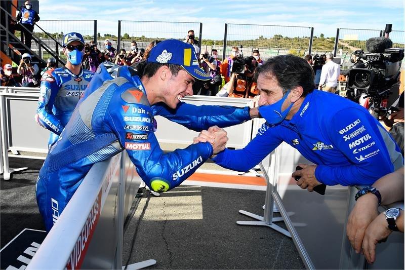 Davide Brivio berpisah dengan Suzuki