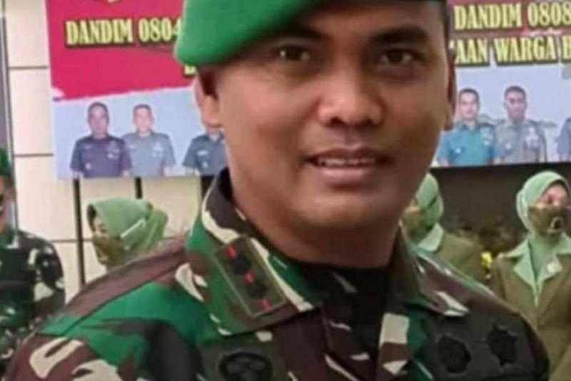 Komandan Kodim 0808 Blitar meninggal dunia