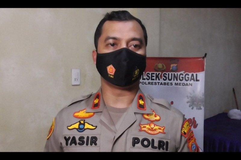 Polisi periksa tiga saksi terkait tewasnya seorang wanita di Medan