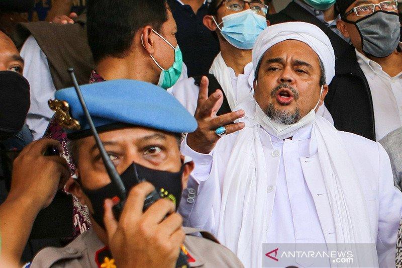 PTPN VIII laporkan Rizieq Shihab ke Bareskrim soal lahan Megamendung