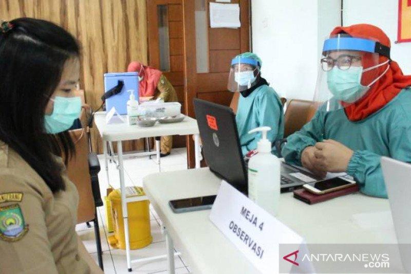 Dinkes Tangerang gelar simulasi jelang pelaksanaan vaksin COVID-19