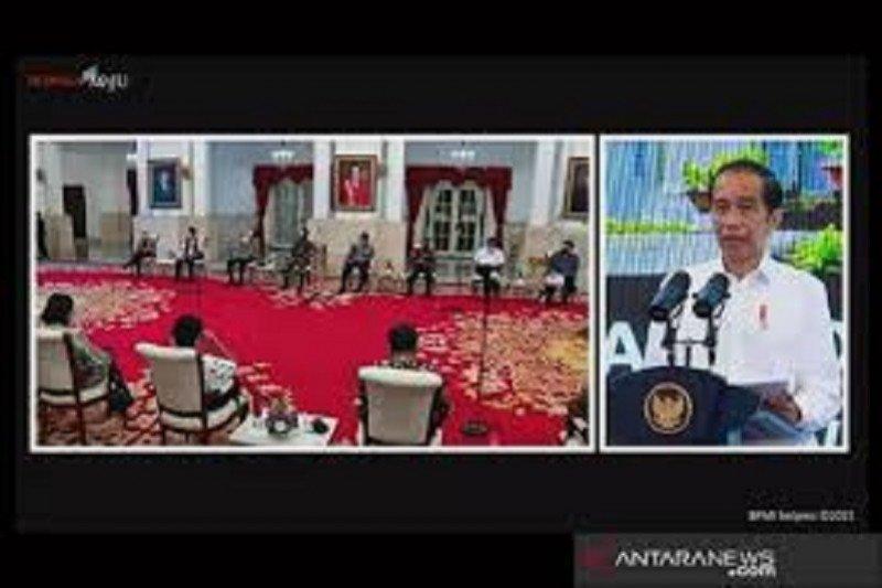Kemarin, Presiden jalani vaksinasi hingga uji kelayakan calon Kapolri