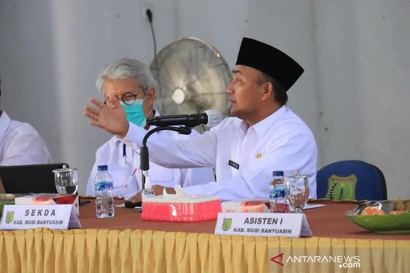 Musi Banyuasin targetkan pengadaan lahan Tol Betung tuntas 2021