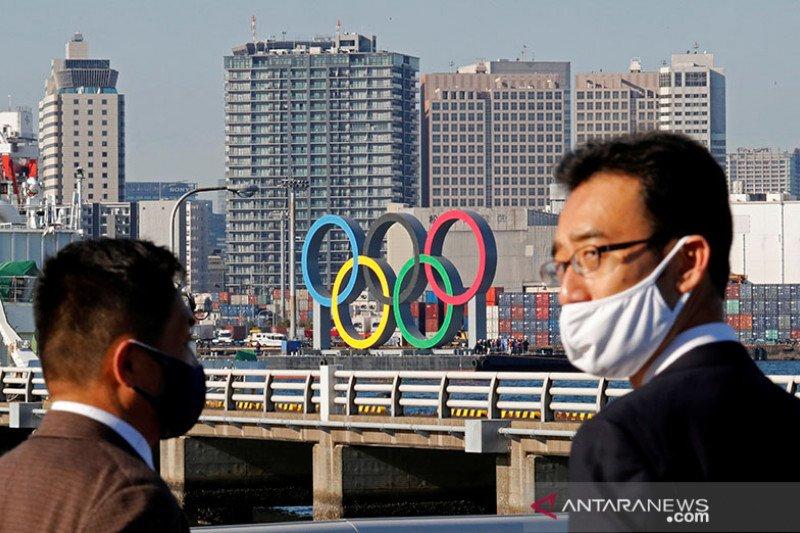 Jepang lanjutkan persiapan Olimpiade kendati kasus corona melonjak