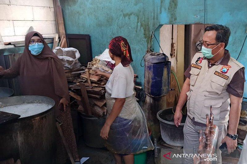 Kementan-Satgas Pangan Jatim pantau harga kedelai di Surabaya