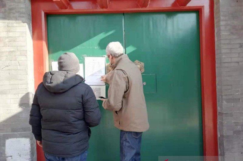 Hindari gelombang baru COVID-19, Beijing tutup 155 tempat ibadah, larang perayaan besar Imlek