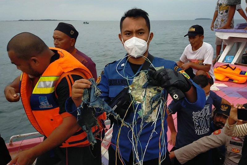 Polres Tanjung Priok buka posko Sriwijaya Air di JICT II