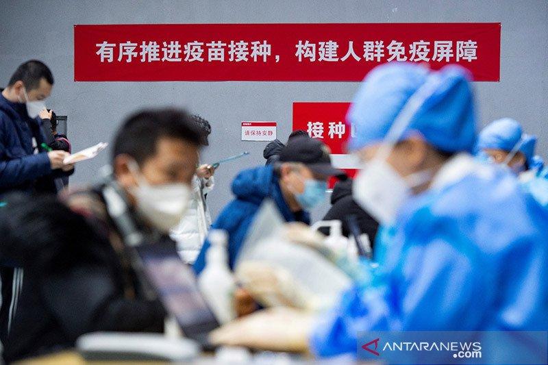 China sudah suntikkan 22,8 juta vaksin COVID-19 pada warganya
