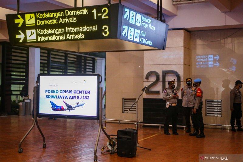 Anggota DPR: Buka posko bersama terkait jatuhnya Sriwijaya Air