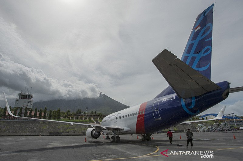 Salah satu staf KLHK ikut di Sriwijaya Air yang hilang kontak