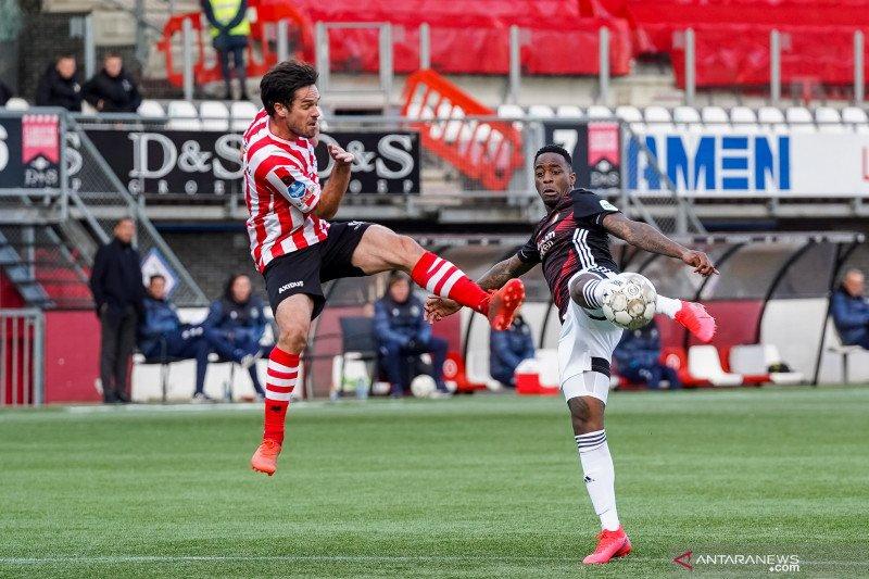 Feyenoord menangi derbi Rotterdam usai taklukkan Sparta 2-0