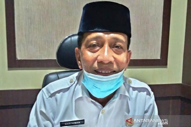 Vaksinasi Sinovac di Nagan Raya dilakukan bertahap