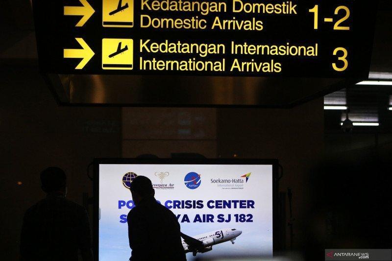 Sejumlah selebritas sampaikan duka atas jatuhnya Sriwijaya Air SJ182