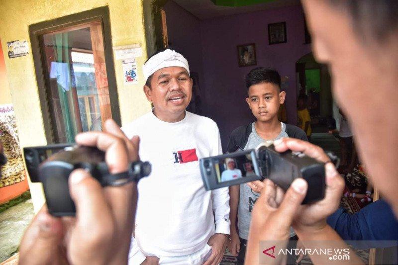 Dedi Mulyadi damaikan konflik anak dan ibu yang berujung ke polisi
