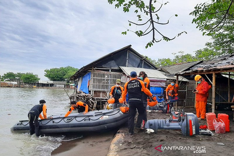 Tim DMC dan Barzah Dompet Dhuafa bantu evakuasi korban Sriwijaya Air