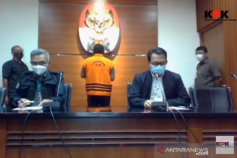 KPK tahan Ferdy Yuman tersangka rintangi penyidikan kasus suap Nurhadi