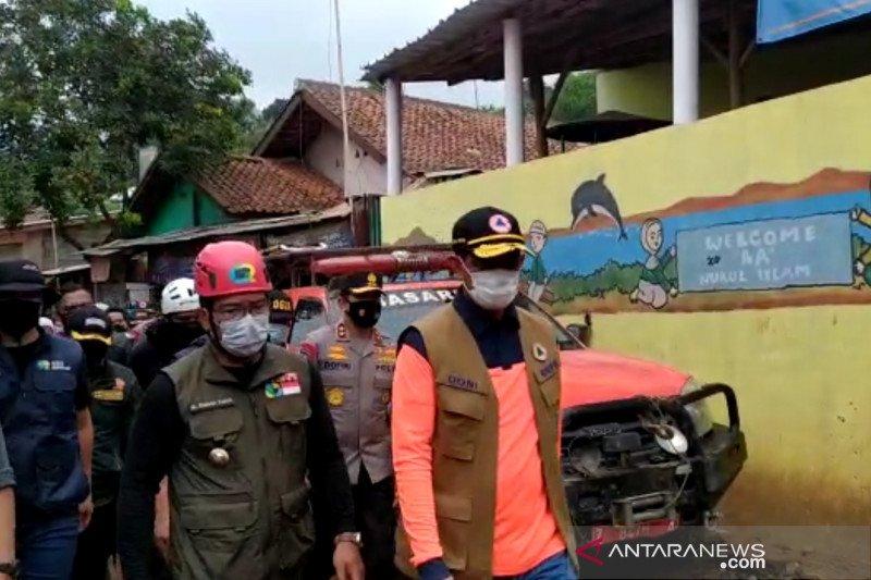 Kepala BNPB berharap warga di daerah longsor Sumedang mau direlokasi