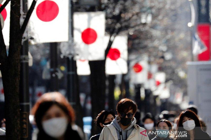 Kasus COVID naik, keadaan darurat Jepang diperluas di luar Tokyo
