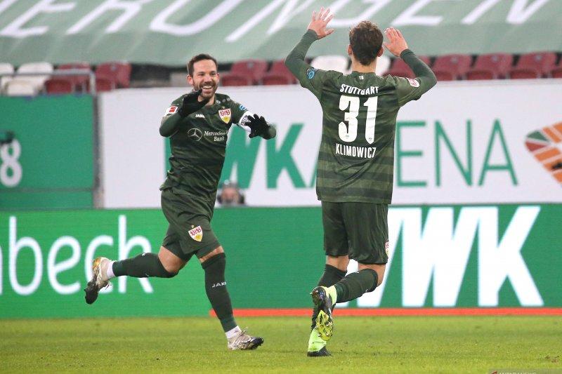 Liga Jerman-bawa pulang kemenangan 4-1 dari kandang Augsburg