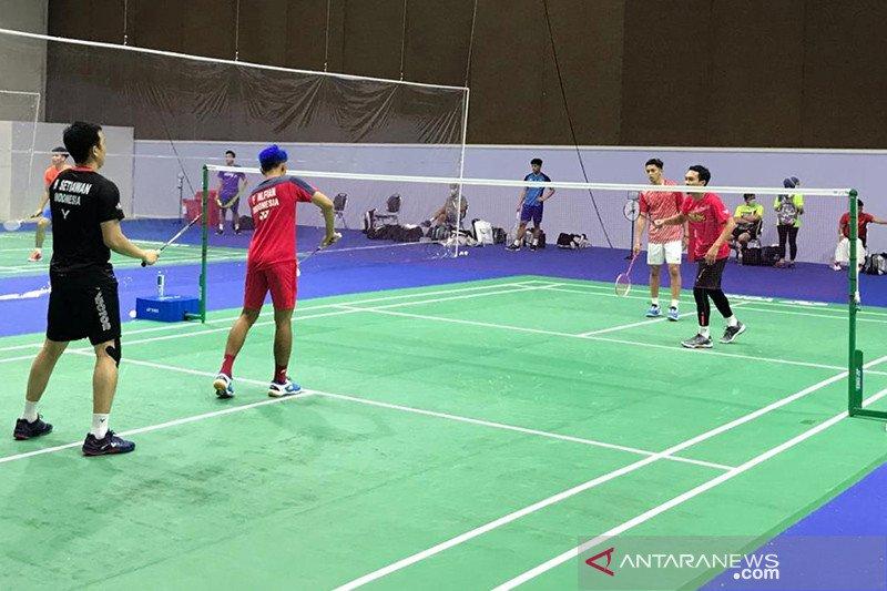 Fajar/Rian langsung tersingkir di babak pertama Thailand Open II