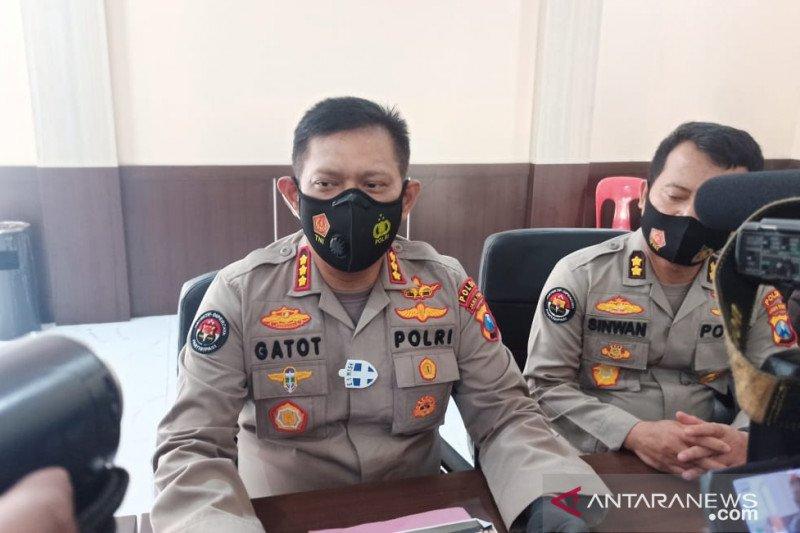 Sebanyak 1.677 personel gabungan diterjunkan  kawal PPKM Jatim