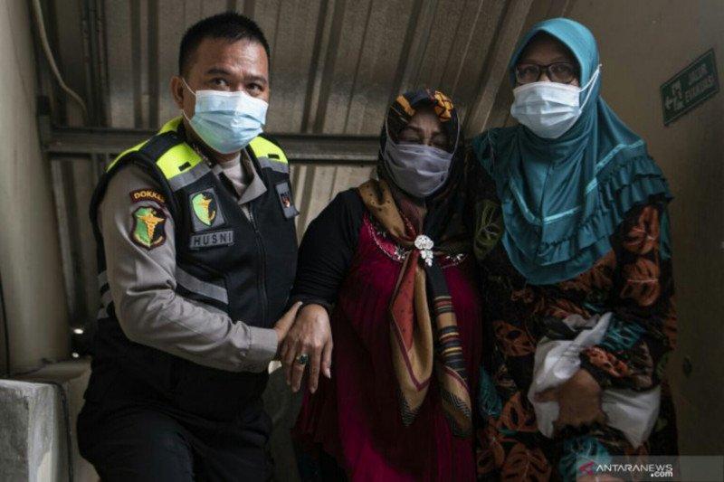 DVI Polda Sumsel ambil data DNA orang tua korban Sriwijaya Air
