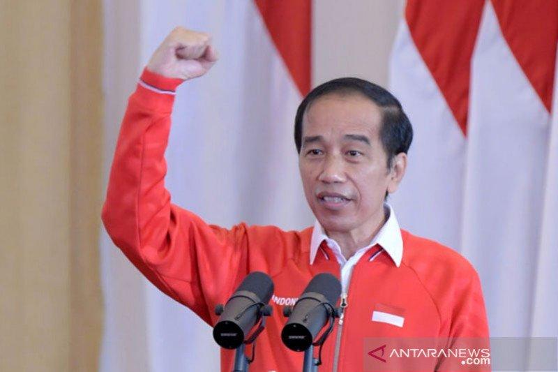 Jokowi ajak PDIP ikut ambil bagian dalam 100 tahun RI