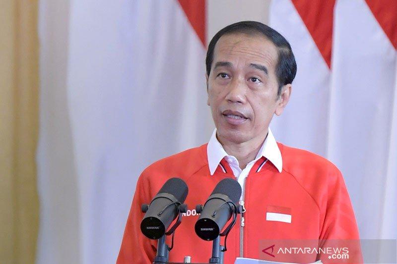 Presiden Jokowi: Pemerintah ingin fokus bangun industri hilir nikel