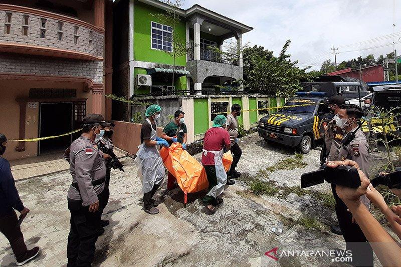 Polisi duga penemuan mayat wanita di Tanjungpinang korban pembunuhan